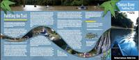 Tensas River Paddling Trail Brochure.