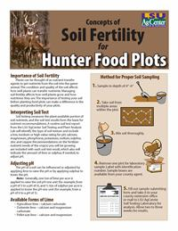 hunter food plots