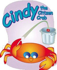 Image of Cindy the Citizen Crab
