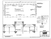 machinery storage building plans