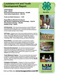 Department of 4-H Youth Development.