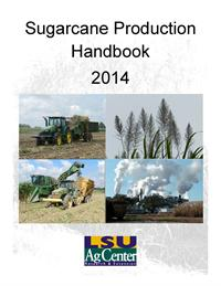Sugarcane Production Handbook cover