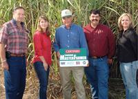 The Louisiana Master Farmer Program team