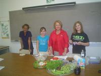 4-H Nutrition Workshop
