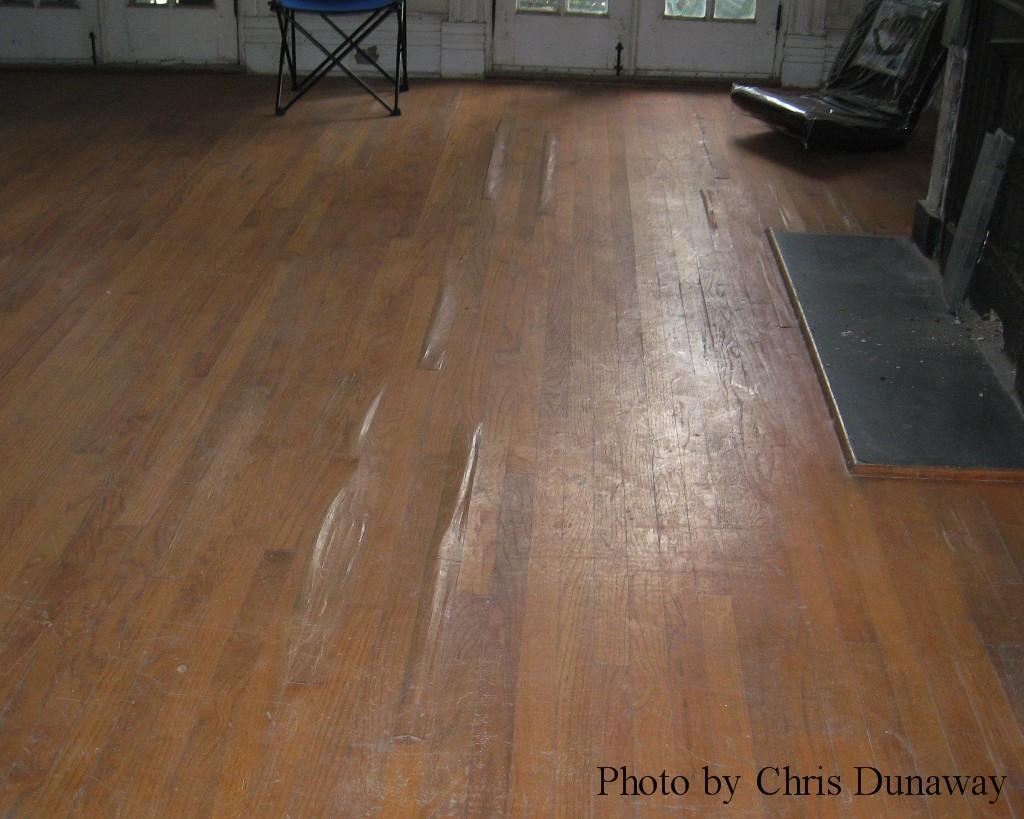 Water Damage To Laminate Floor Wood Floors