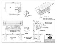 Rabbit Hutch Plan