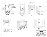 Smallselffeeder1sided W200 Hog Housing Building Plans 4 On Hog Housing Building Plans