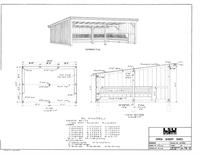 SOnies Free Access Sheep Shed Plans