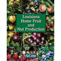Cover of Louisiana Home Fruit and Nut Production
