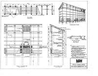 Corn Crib Building Plans