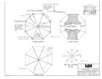 birdhouse gazebo plans