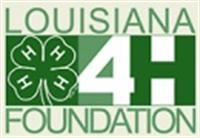 Louisiana 4-H Foundation Logo