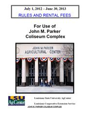 Rules and Rental Fees