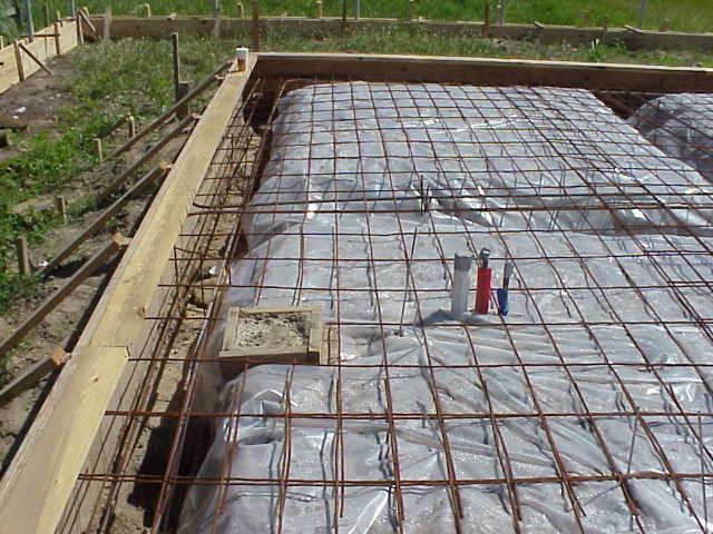 Monolithic Concrete Pour