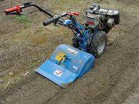 good tilth from rotary tiller