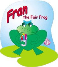 Image of Fran the Fair Frog