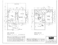 Two Story Cottage plans