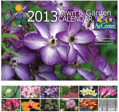 LSU AgCenter 2013 Get it Growing Lawn & Garden Calendar
