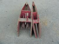 scatter shoe for vacuum seeder