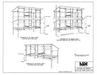 Rabbit Hutch Blueprints