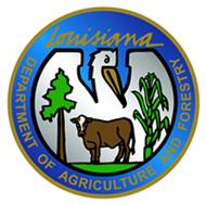 logo of the Louisiana Department of Agriculture and Forestry