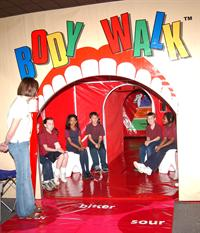 body walk exhibit