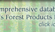 The most comprehensive database of Louisiana's Forest Products Industries. click icon to search>>
