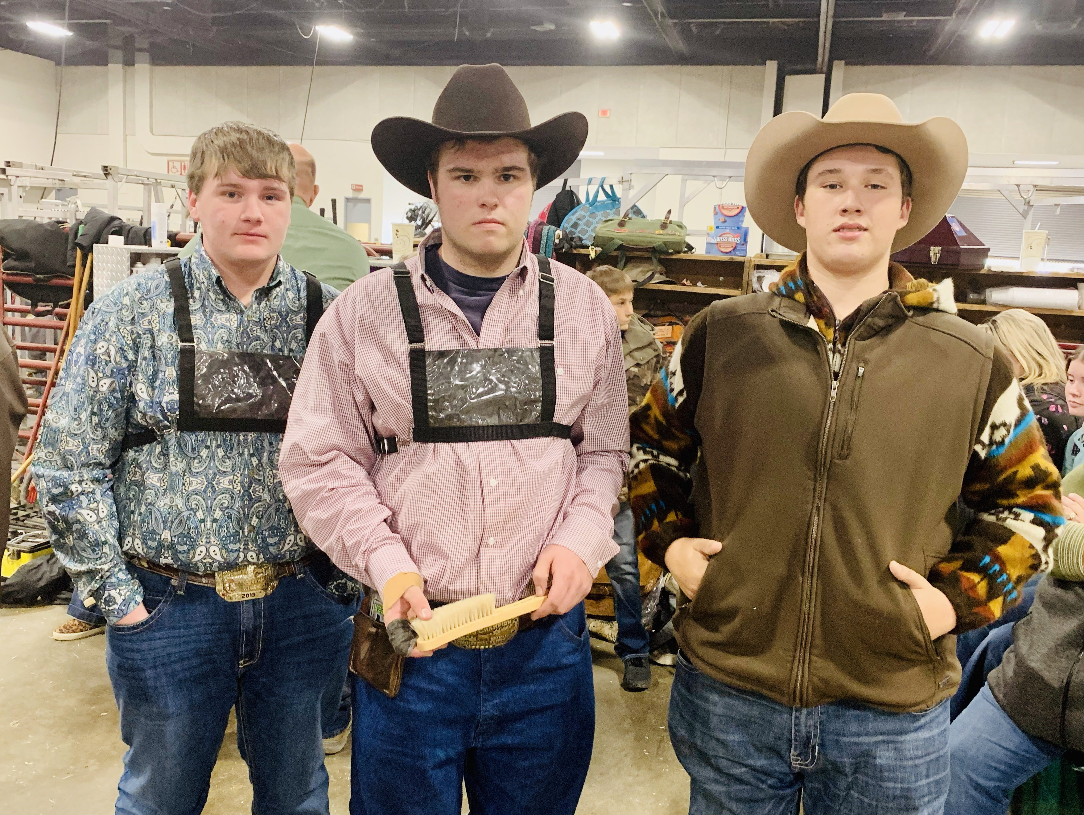Clay Pierce 2019 Livestock Educational Trip