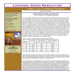 LouisianaCropsNewsletterVol2Issue2Feb122011 thumbnail