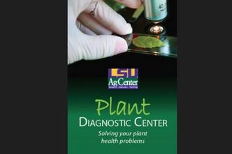 Plant Diagnostic Center