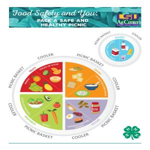 Pub 3626 - Food Safety and You - PackSafeHealthyPicnicpdf thumbnail