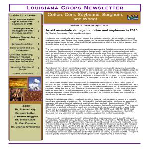 Louisiana-Crops-Newsletter-April-2015pdf thumbnail