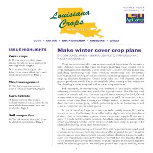 Louisiana Crops newsletter September 2018pdf thumbnail