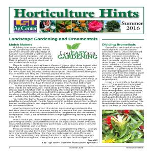 Hort Hints Summer 2016pdf thumbnail