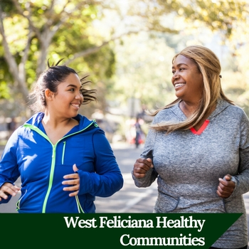 West Feliciana Healthy Communities