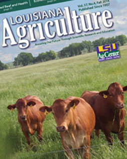 Louisiana Ag Magazine