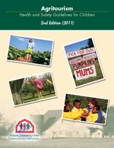 Click here for the PDF version of the Creating Safe Play Areas on Farms brochure.