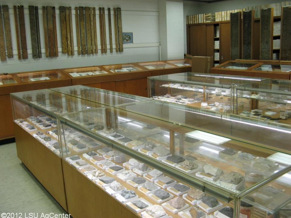 SPESS Geologic Collection