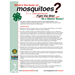 Whats The Buzz on Mosquitoes Fact Sheet