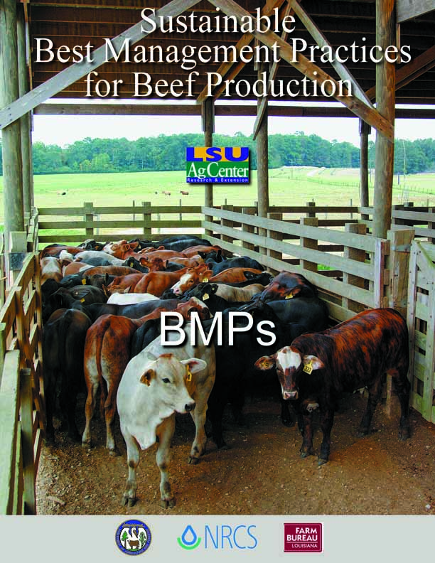 Beef Cattle Production Best Management Practices
