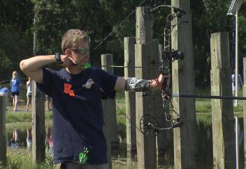 4-H'ers compete in State Shooting Sports competition