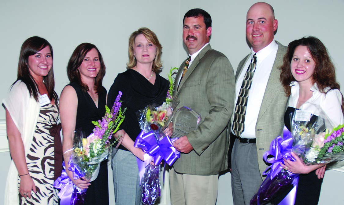 Ville Platte man named 2008 best farmer, other finalists from Hamburg, Ponchatoula