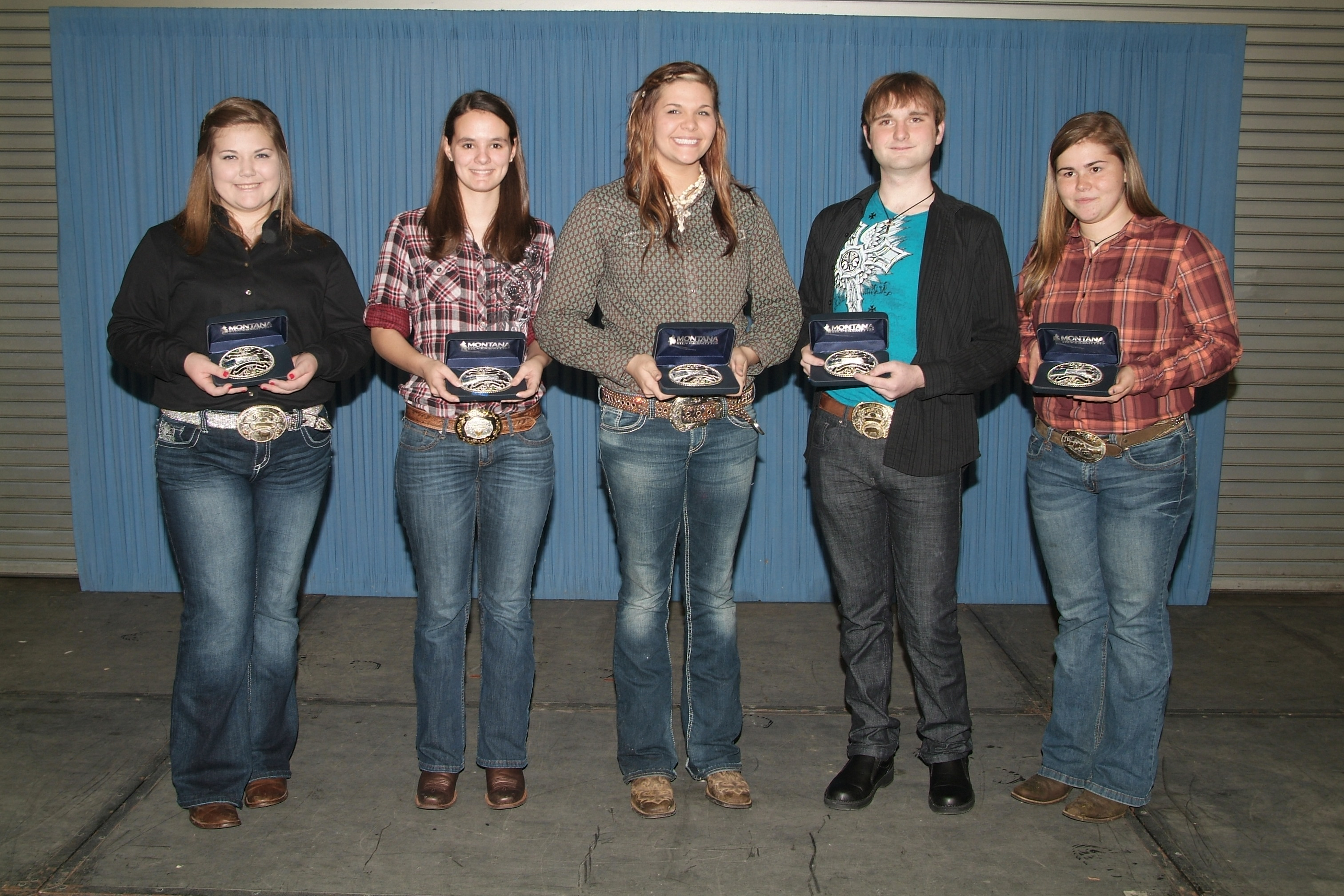 Youths earn Gerry Lane Premier Exhibitor Awards