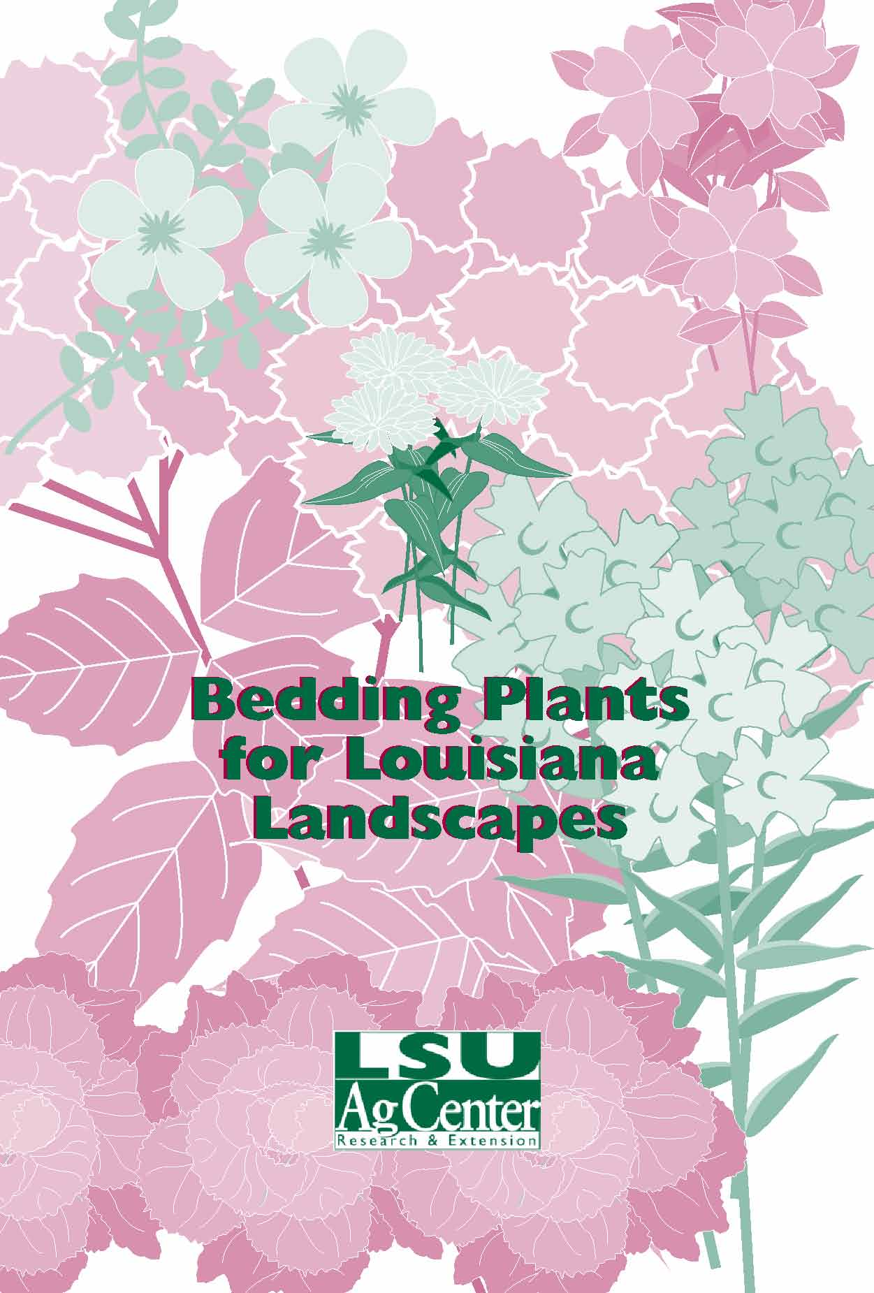 Bedding Plants for Louisiana Landscapes