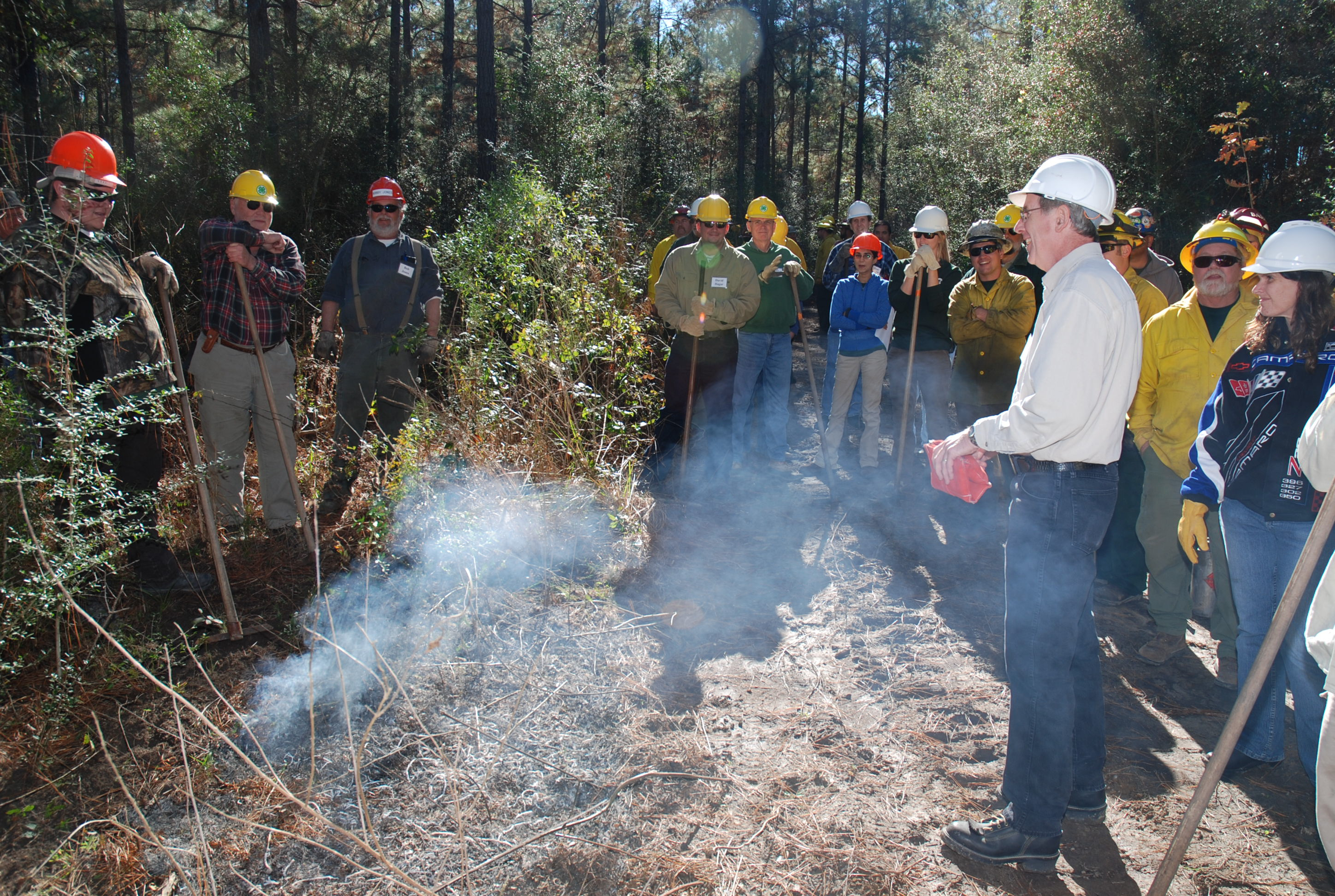 Prescribed burn workshop