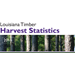 2016 Louisiana Timber Harvest Statistics