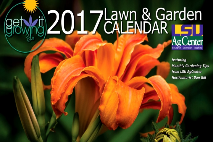 Get It Growing calendar helps gardeners succeed