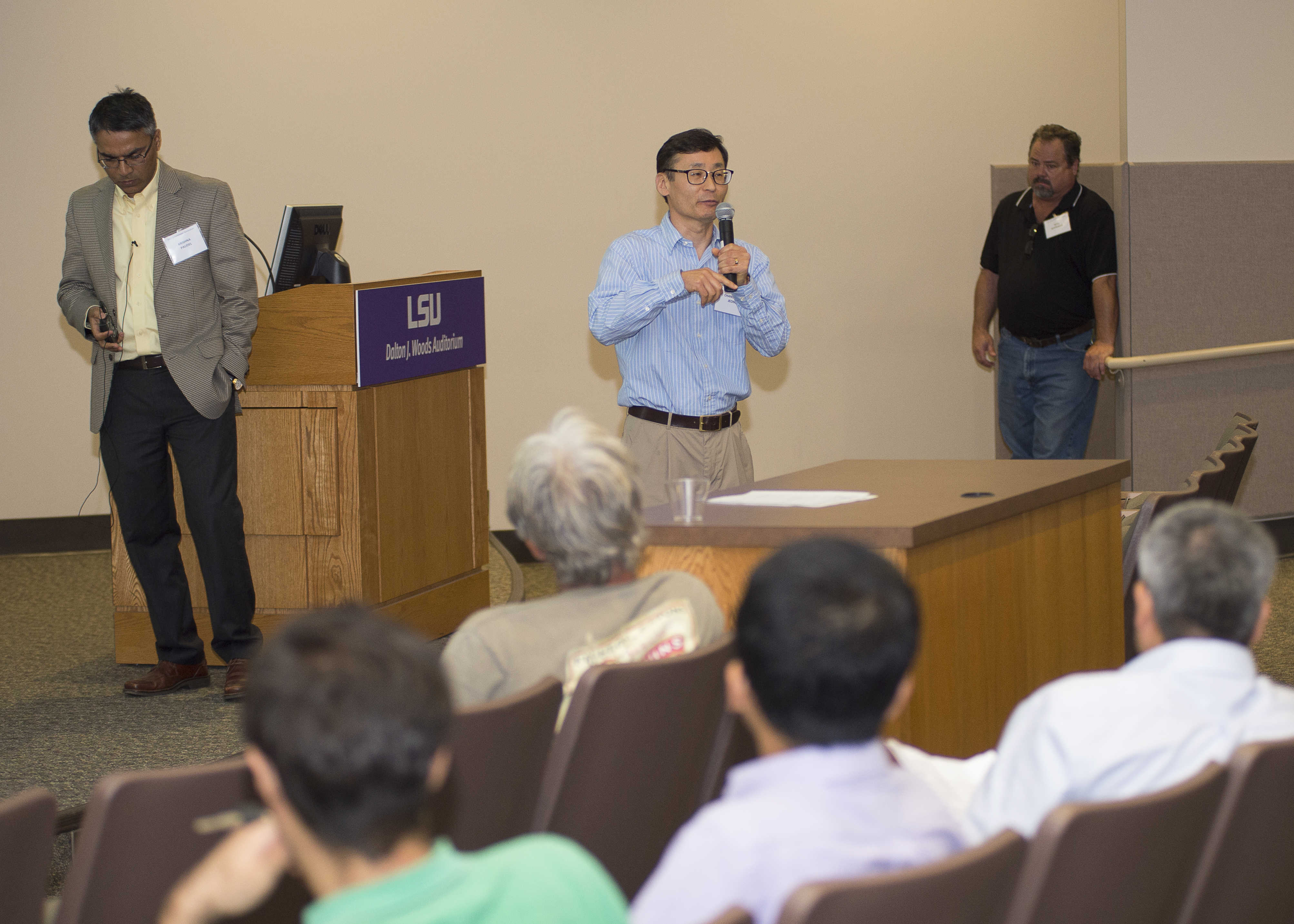 LSU AgCenter irrigation projects discussed at water symposium