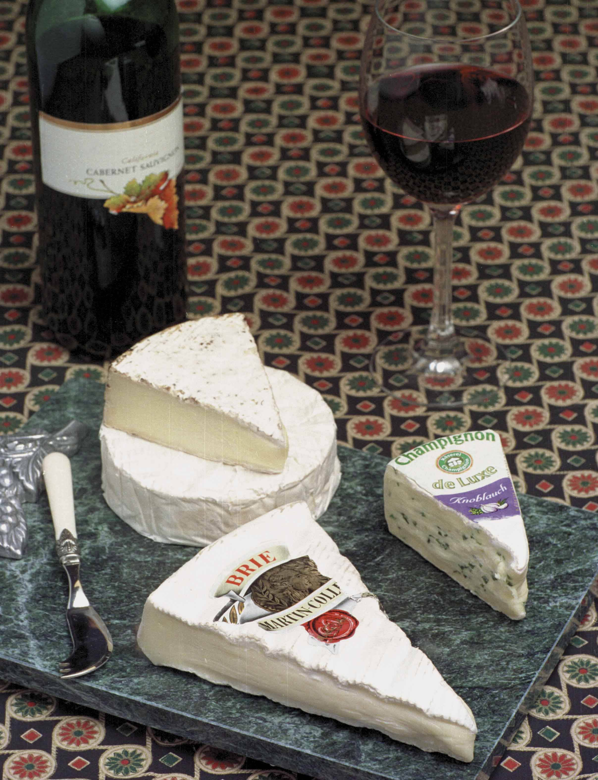 Safety and Soft-Ripened, French-Style Cheeses