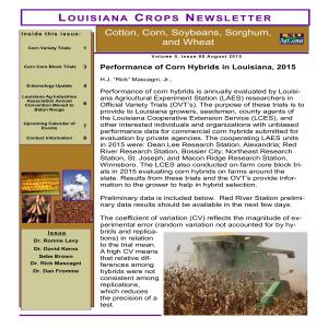 Volume 5, Issue 8 – August 2015